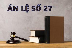 Án lệ số 27/2019/AL về thụ lý, giải quyết vụ án hành chính liên quan đến nhà đất mà Nhà nước đã quản lý, bố trí sử dụng trong quá trình thực hiện chính sách quản lý nhà đất và chính sách cải tạo xã hội chủ nghĩa trước ngày 01-7-1991