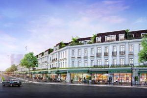 Thông tin cho thuê shophouse tại dự án Embassy Garden – Tây Hồ Tây