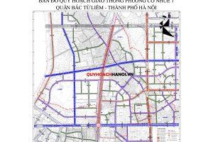 4 đường sẽ mở theo quy hoạch ở phường Cổ Nhuế 1, Bắc Từ Liêm, Hà Nội