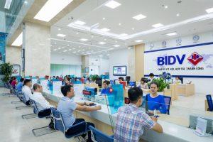 BIDV hạ tiếp lãi suất cho vay hỗ trợ khách hàng trong dịch