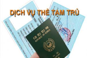 Thủ tục gia hạn thẻ tạm trú cho người nước ngoài kết hôn với người Việt Nam