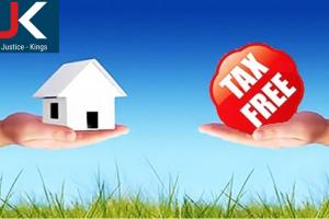 Hai trường hợp được miễn thuế khi mua bán nhà đất